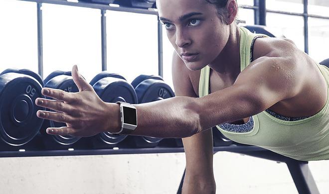 Fitbit Ionic im Test: Dieser Fitnesstracker will hoch hinaus