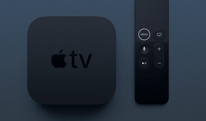 Apple veröffentlicht sechste Beta von tvOS 11.3