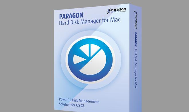 Paragon Festplatten Manager unterstützt nun High Sierra und APFS