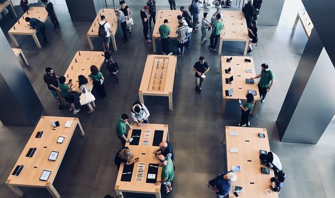 """Update: """"Apple Store""""-App macht die Teilnahme an Workshops nun einfacher"""