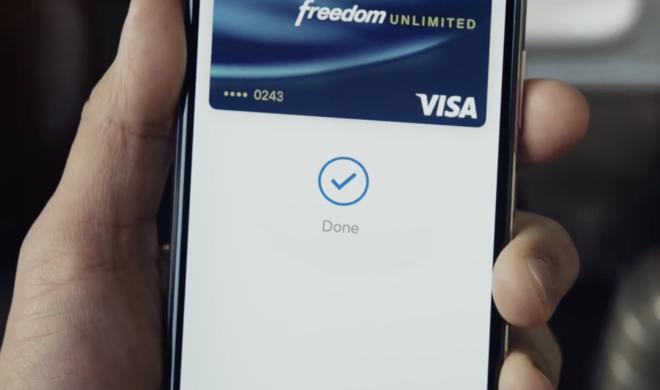 So einfach kann Apple Pay mit dem iPhone X funktionieren