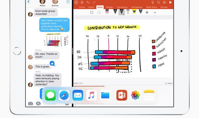 Das ist Apples neues iPad zum kleinen Preis - Jetzt mit Apple Pencil-Unterstützung