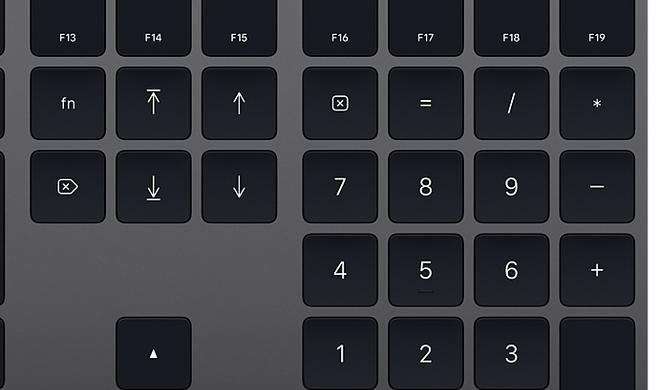 Magic Keyboard, Magic Mouse 2 und Magic Trackpad 2: iMac-Pro-Zubehör in Spacegrau ab sofort auch einzeln erhältlich