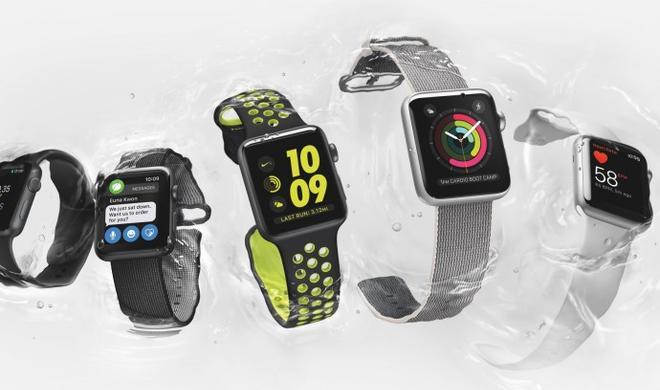 Apple Watch 4 soll größer werden