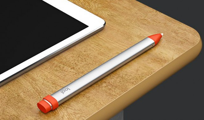 Crayon Stylus: Logitech kündigt günstige Alternative zum Apple Pencil an