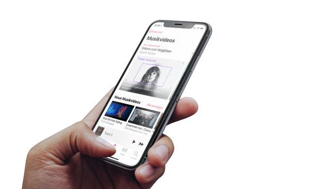 Ab iOS 11.3: Musikvideos erhalten neue Kategorie in Apple Music