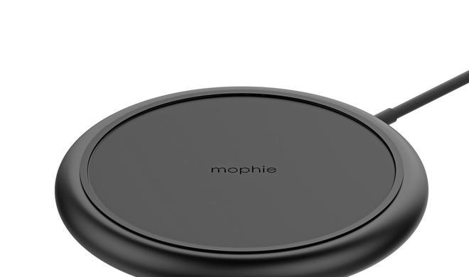 Mophie stellt neues Qi-Ladepad mit Schnellladefunktion vor