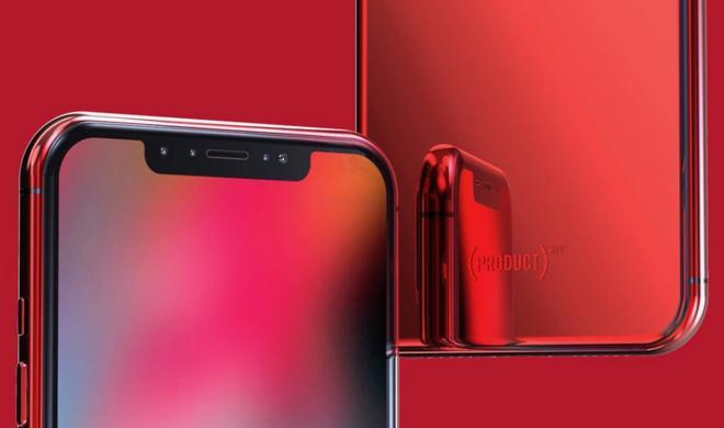 Video: So könnte ein rotes iPhone X aussehen