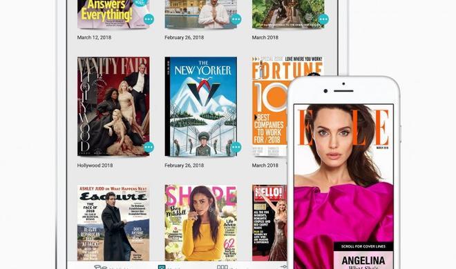 Apple könnte Flatrate-Zeitschriften-Abo planen