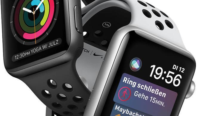 Fit und gesund mit der Apple Watch – auf Umwegen