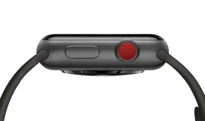 Apple Watch Series 3 mit LTE bald auch in Dänemark, Schweden und Indien verfügbar