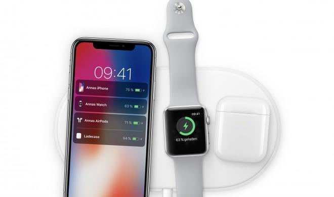 Apples AirPower soll erst im Herbst für 99 US-Dollar kommen