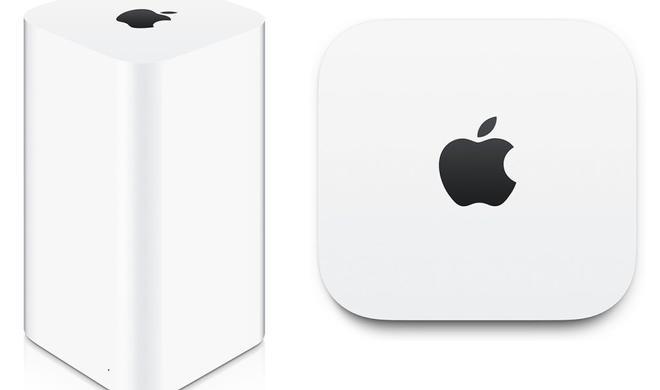 Nach Airport Aus: Zu diesen Routern rät Apple