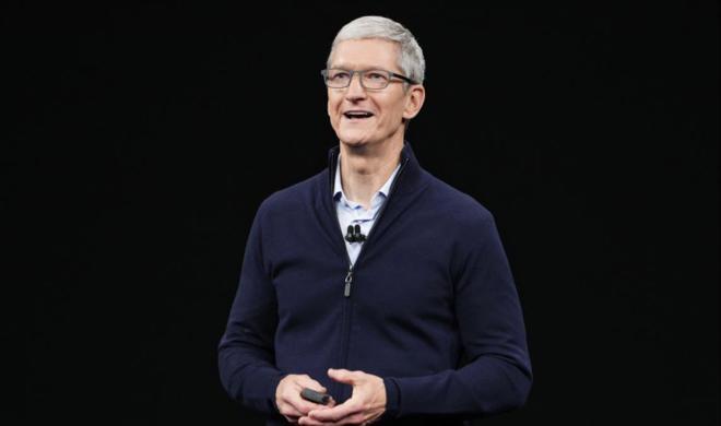 Tim Cook: iPhone X ist unser Super-Bowl-Gewinn