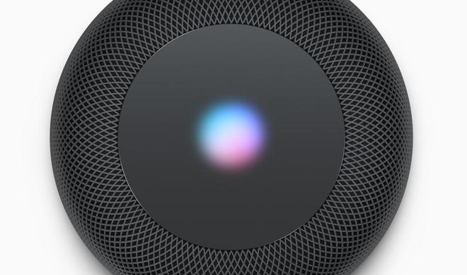 Apples Smart Speaker wird cleverer: HomePod kann bald Kalender