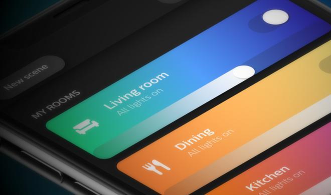 Smart-Home-Beleuchtung jetzt noch intelligenter: Philips Hue App aktualisiert