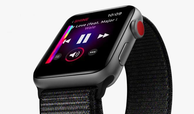 Gibt es die Apple Watch bald in rundem Design?