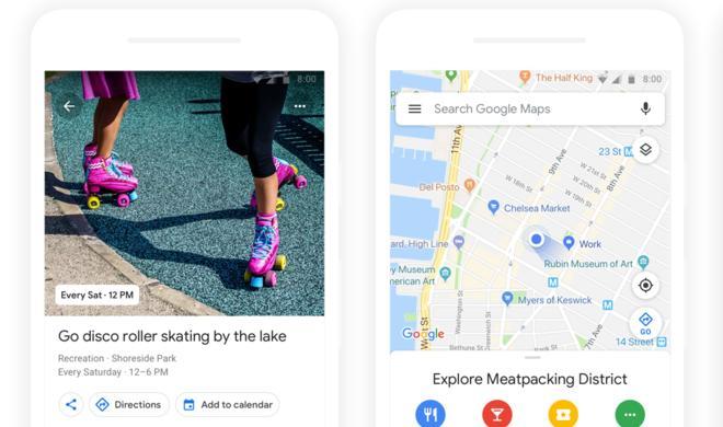 Google I/O: Google legt ordentlich vor