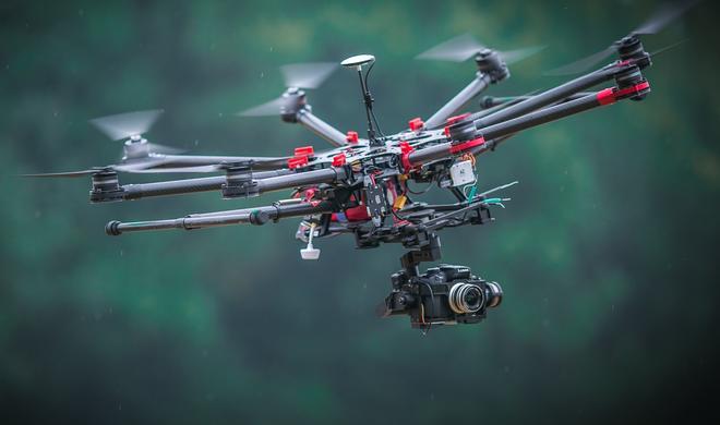 Was will Apple mit der Drohne? Testerlaubnis beantragt