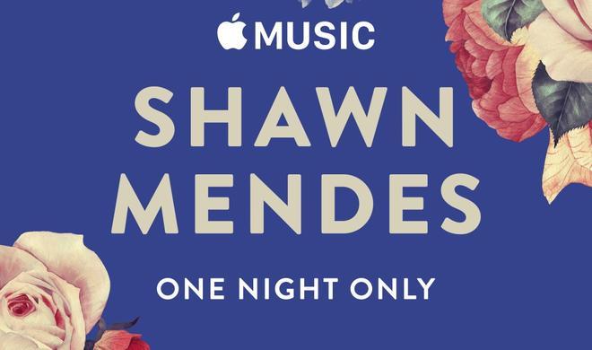 Live von und auf Apple Music: Konzert von Shawn Mendes in L. A.