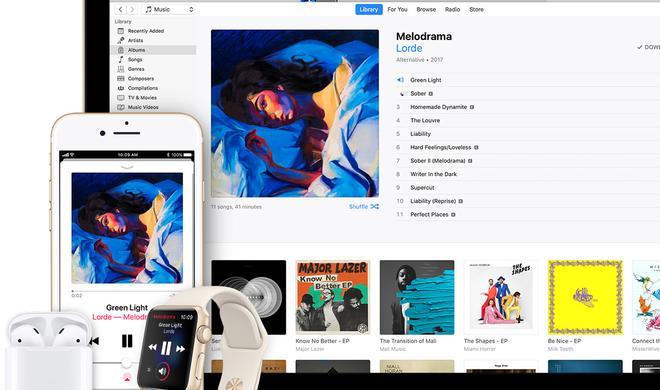 Apple Music wächst unaufhörlich: Jetzt mit 50 Millionen Abonnenten?