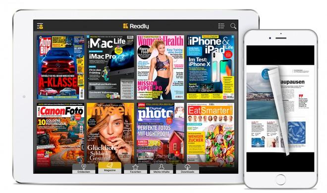 Für 3,33 Euro pro Monat: Zeitschriften-Flatrate mit über 600 Magazinen