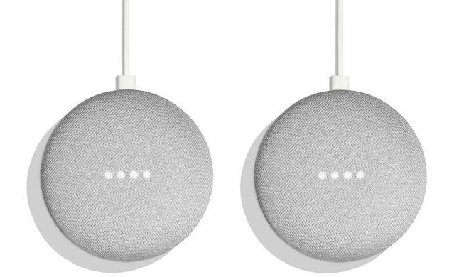 Doppelt günstiger: Google Home Mini im Zweierpack kaufen