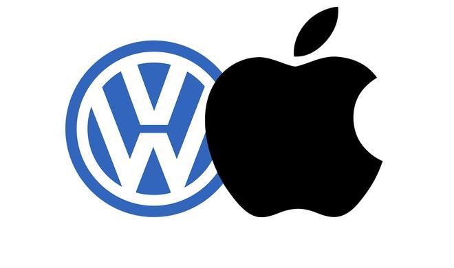 Apple und VW kooperieren bei selbstfahrenden Shuttles