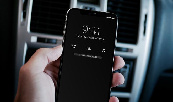 iOS 12: So könnte Apple den Sperrbildschirm mit intelligenten Funktionen ausstatten
