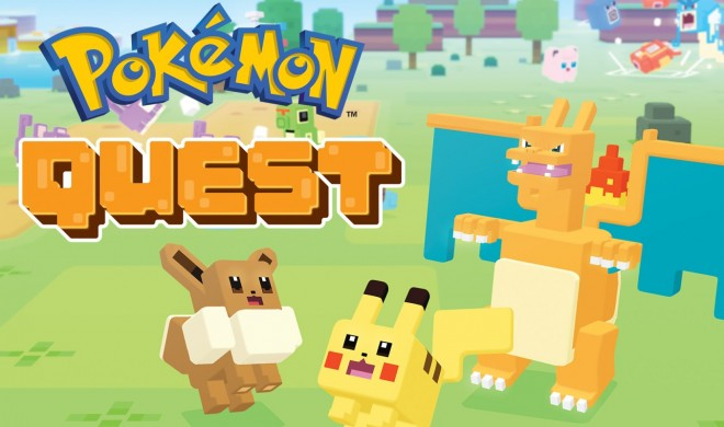 "Nintendo kündigt ""Pokémon Quest"" für iOS an"