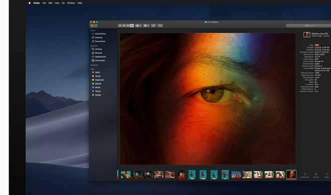 macOS 10.14 Mojave angekündigt: Das neue Mac-Betriebssystem imDetail