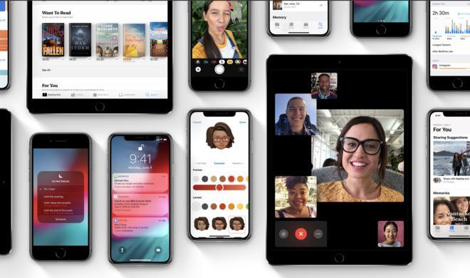 iOS 12 angekündigt: Das ist das neue Betriebssystem für iPhone, iPad & iPod touch