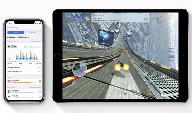 """""""Nicht Stören"""" & Bildschirmzeit: iOS 12 erlaubt konzentriertes Arbeiten"""