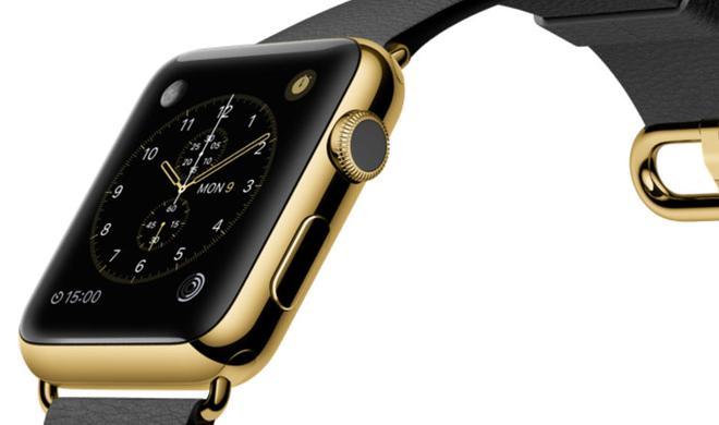 watchOS 5 macht goldene Apple Watch wertlos