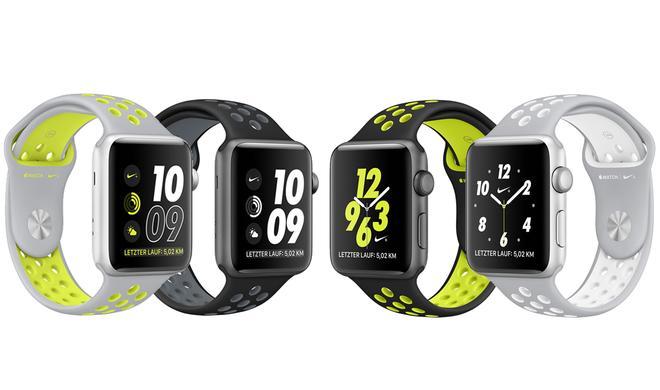 Apple Watch Series 4 soll ohne echte Buttons auskommen