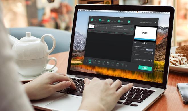 macXvideo: Videos ganz einfach schneiden, konvertieren und exportieren