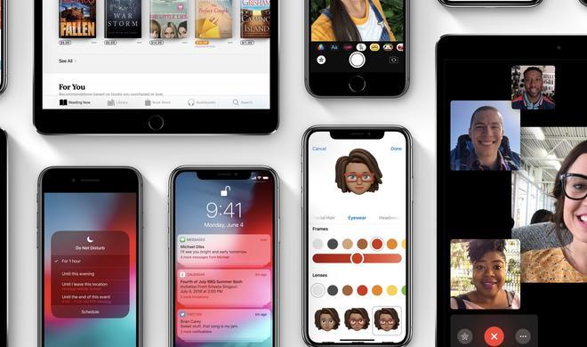 iOS 12 Beta 2 ist schon da