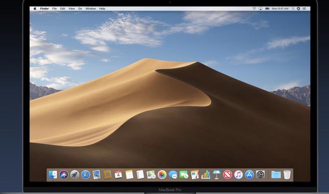 Beta 2 von macOS 10.14 freigegeben