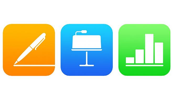 Apple aktualisiert Pages, Numbers und Keynote für iOS & Mac