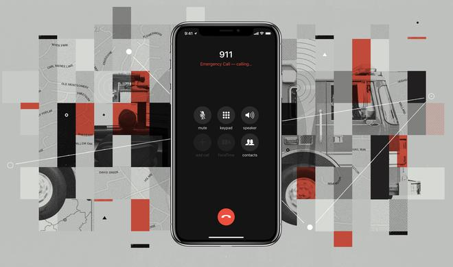 iOS 12 übermittelt den Standort automatisch an US-Notruf 911