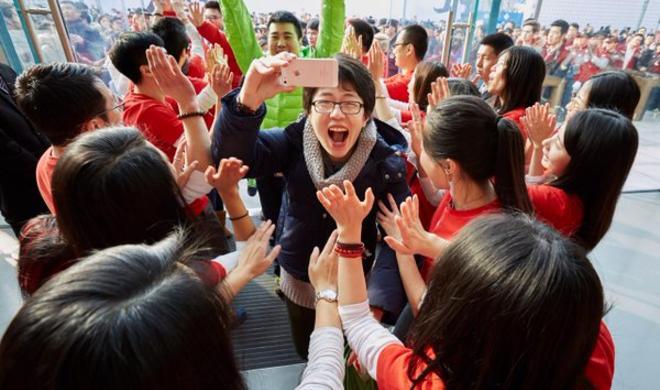 Tim Cook kommt im US-Handelstreit mit China eine Sonderrolle zu