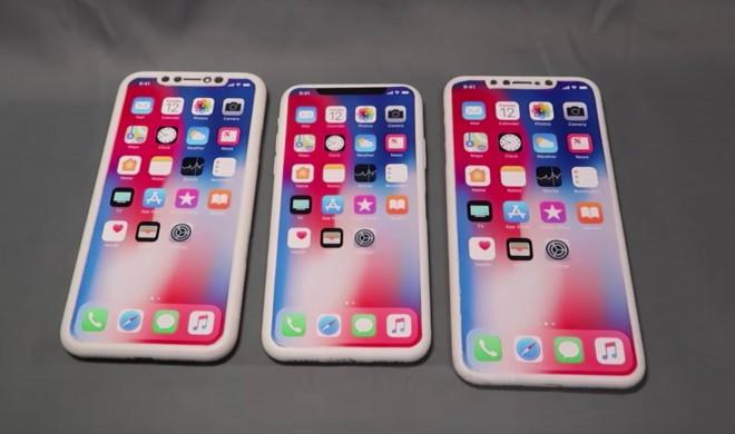 Neues Video zeigt iPhone-2018-Modelle im Größenvergleich