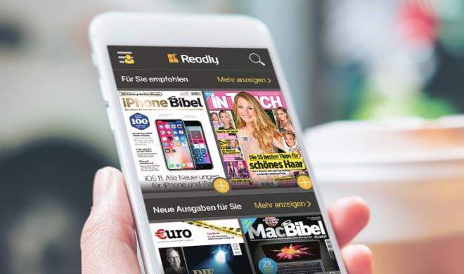 600 Zeitschriften in Ihrem iPhone