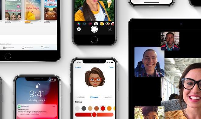 iOS 12 Beta 2: Diese Änderungen hat Apple vorgenommen