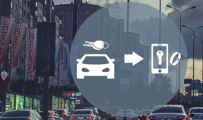 Von Apple unterstütztes Konsortium stellt digitalen Autoschlüssel für Smartphones vor