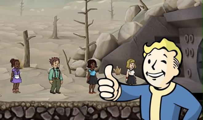 Ist das Westworld-Spiel für iOS nur eine Kopie von Fallout Shelter?