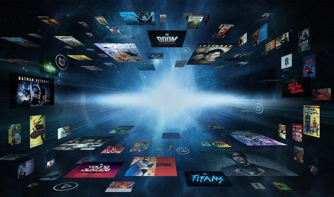 "DC Comics kündigt ""DC Universe""-Streamingdienst an - Beta im August"