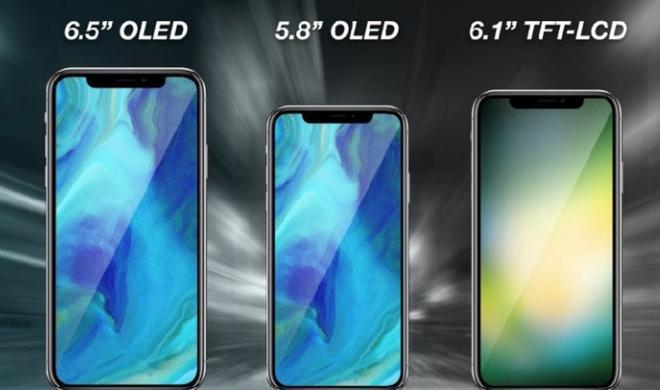 Apple-Auftrag für LG über 2 bis 4 Millionen OLED für iPhone X Plus