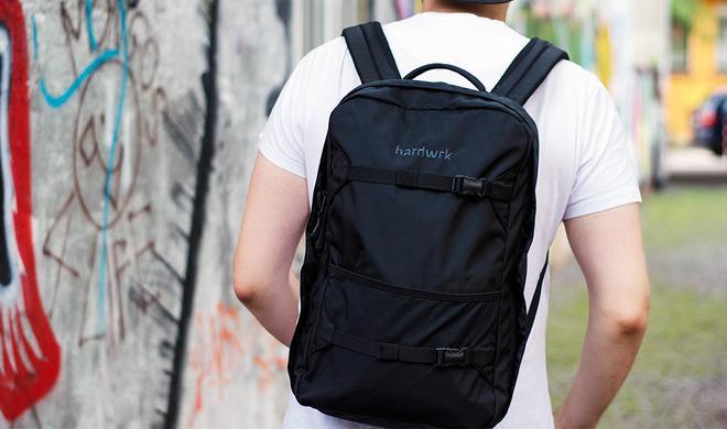 Aufgepasst: Jetzt Backpack Pro von Hardwrk bestellen und 30 Euro sparen!