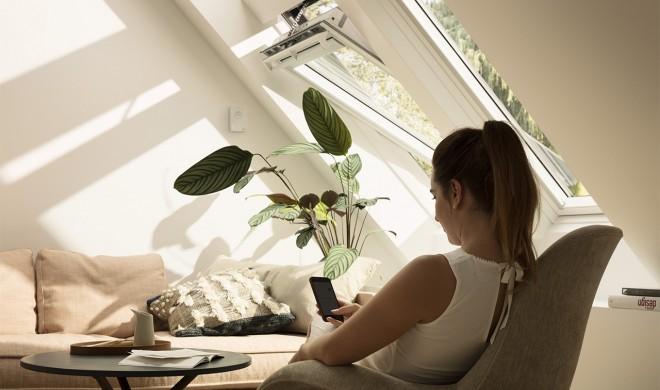 Velux-Dachfenster können dank Netatmo mit HomeKit gesteuert werden